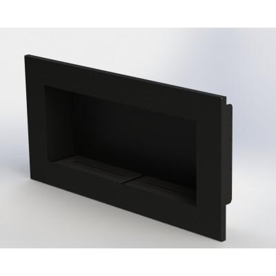 Биокамин Window II black Арома