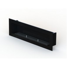 Биокамин Window 1000 Арома black