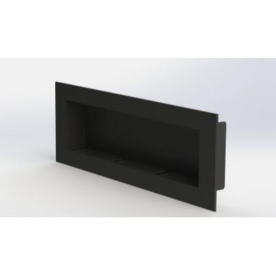 Биокамин Window III black Арома