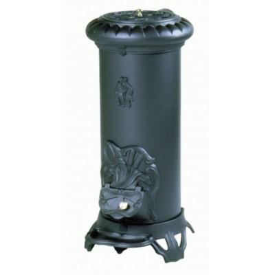 Печь-камин SOLOGNE черный