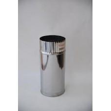 Труба 0,25 м., ф115 нерж. 0,8мм