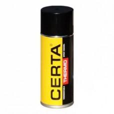 Антикоррозийная термостойкая краска аэрозоль «ЦЕРТА»