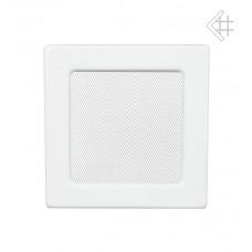 Решетка вентиляционная (17*17 мм) белая