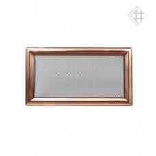 Решетка вентиляционная (17*30 мм) медь