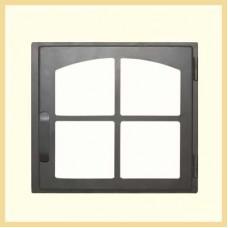 МЕТА Дверь печная ДЕ424-1К