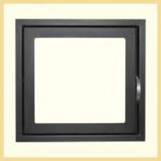 МЕТА Дверь каминная ДК555-1С
