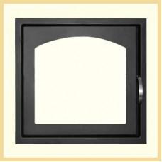 МЕТА Дверь каминная ДК555-1А