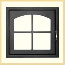 МЕТА Дверь каминная ДК555-1К