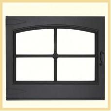 МЕТА Дверь каминная НОРМАНДИЯ (ДК650-1К)