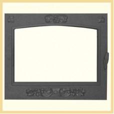 МЕТА Дверь каминная НОРМАНДИЯ (ДК650-1А)