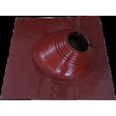 Мастер-флеш силиконовый№2, D 203-280 мм.Красный