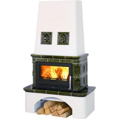 Керамическая печь LAPONIE I, с допуском воздуха