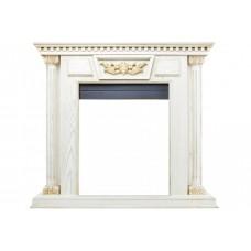 Портал Olympia - Белый дуб, патина с золотом