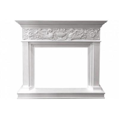 Портал Palace - Белый с серебром