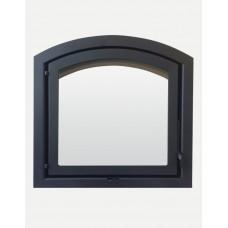 Дверка каминная Экокамин ДК600RP Арка Подовая