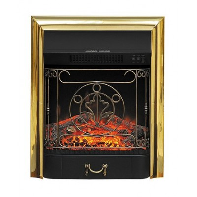 Электроочаг Royal Flame Majestic Brass FX
